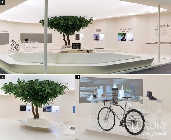 LUXURY 새로운 트렌드를 소개해준 12개 공간 2014 Seoul Living Design Fair