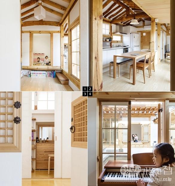 행복이가득한집 Design your lifestyle 서촌 골목길, 백 살 한옥의 재구성
