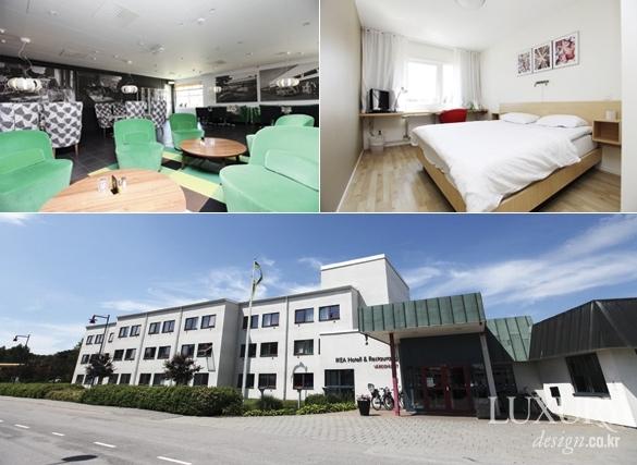 LUXURY 하룻밤 묵어갈 수 있는 쇼룸, 가구 브랜드 호텔 Hotel by ...