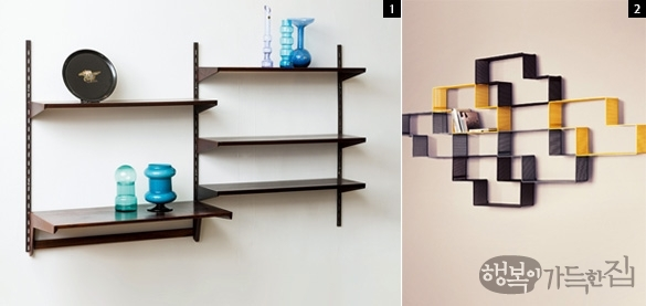 행복이가득한집 Design your lifestyle 벽을 디자인하다 월 유닛 시스템