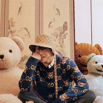 카이 x 구찌(KAI x Gucci) 컬렉션